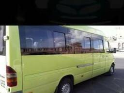 Аренда микроавтобус и минивен