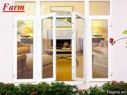 Պատուհաններ և դռներ (Evro drner patuhanner) FarmPlast - photo 6