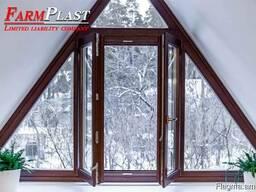 Պատուհաններ և դռներ (Evro drner patuhanner) FarmPlast - photo 8