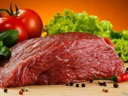 Мясо говядины, колбасные изделия, полуфабрикаты