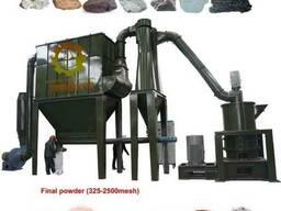 Оборудование по переработке природных материалов и отходов