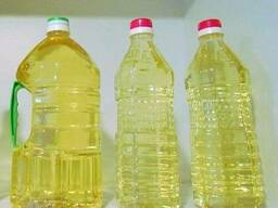 Refined sunflower oil - photo 1
