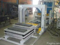 Стационарный вибропресс по производству блоков SUMAB Е-400 - фото 3
