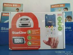StarLine A93 2CAN 2LIN GSM ECO