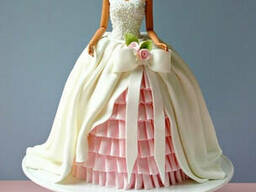 The preparation and decoration of cakes Torteri dzevavorman  - photo 2