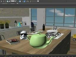 3D Max daser dasntacner