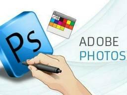 Adobe Photoshop , grafikakan dizayni cragrer