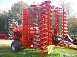 Агрегат почвообрабатывающий посевной