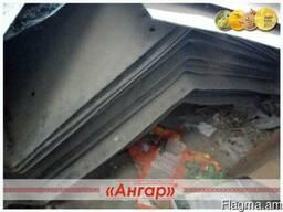 Ангар 12х30 шатровый бескаркасный демонтированный - photo 5