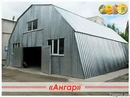Ангар для СТО и ремонта техника - фото 2