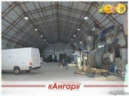Ангары для деревообрабатывающей отрасли под склады - photo 5