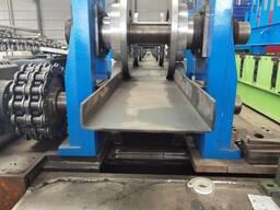 Автоматическая линия по производству швеллера из Китая