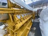 Б/У дизель-генератор CAT-7400 MS, 5200 Квт, 2011 г. в - photo 6