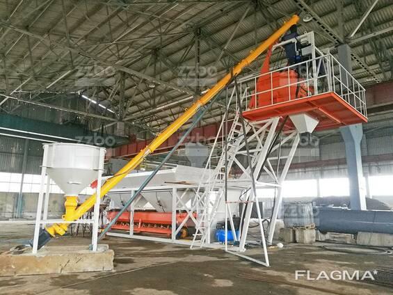 Бетонный завод ZZBO Компакт-30 Стандарт