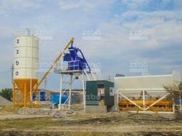Бетонный завод ZZBO Скип-45