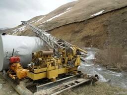 Буровой станок, установка, вод. насосы, трубы, Drill rigs,