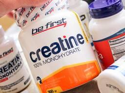 BE FIRST Creatine Powder Monohydrate Micronized, 300 gr Gyumri, Erevan Առաքմամբ