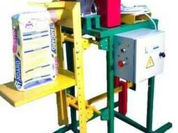 Дозатор (полуавт. ) для пылящих в клапанные мешки 033. 12. 02