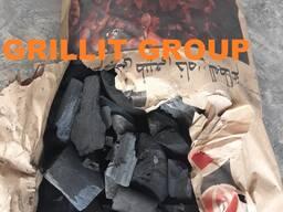 Древесный уголь для супермаркетов.