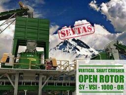 Дробильно сортировочные установки Сейташ (Seytas Makina) - фото 5
