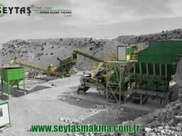 Дробильно сортировочные установки Сейташ (Seytas Makina) - фото 2