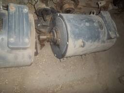 Двигатель фазовым ротором 160квт 750 об. мин