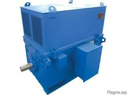 Электродвигатель А4-400, 630 кВт 1500 об. мин, 6000 В