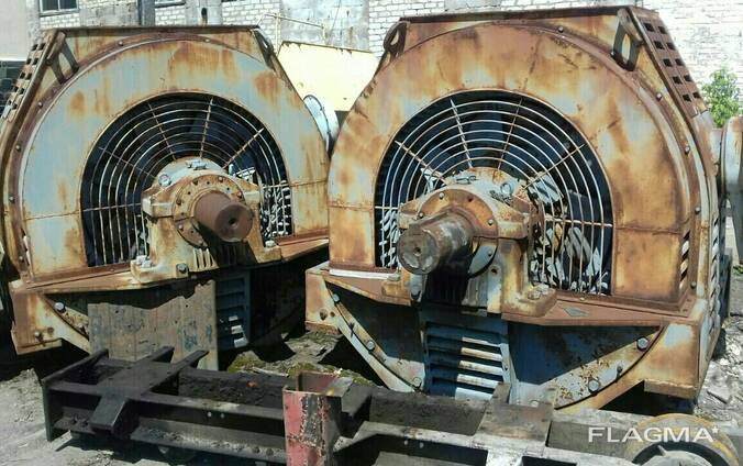 Электродвигатель СДН 2-17-56-8 2000квт 750об 6000В