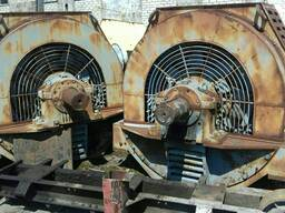 Электродвигатель СДН 2-17-56-8 2000квт 750об 6000В - фото 1