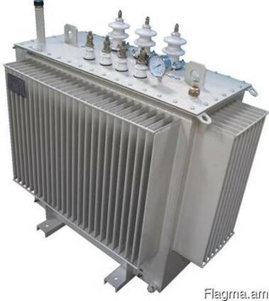 Масляные трансформаторы ТМ мощностью от 25 до 2500кВА
