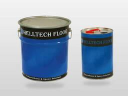 Эпоксидные наливные полы Helltech floor 3025 self levelling - photo 3