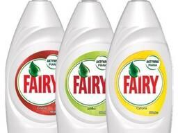 FAIRY - моющее средство таблетки для посудомоечной машины,