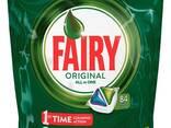 FAIRY - моющее средство таблетки для посудомоечной машины, - фото 5
