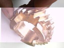 Gearwheel, gear, staft gear, toothed crown, gear box - photo 5