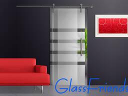 Նորաոճ միջսենյակային սլայդ դռներ - GlassFriends