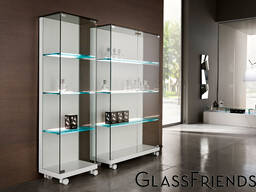 Ապակյա պահարաններ և ցուցափեղկեր - GlassFriends
