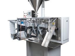 Горизонтальная машина для фасовки сыпучей порошковой продукции в саше