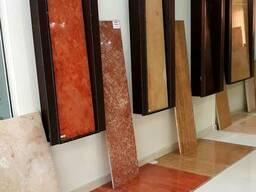 Иранские камни(травертин, оникс, мрамор)