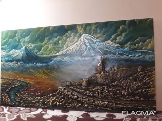 Картина Ararat 1,30×70см