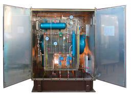 Комплекс одоризации газа КСОГ-4К авт. насосный (одоризатор)