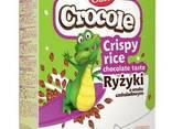 Кукурузные хлопья - сухие завтраки - фото 1