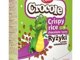 Кукурузные хлопья - сухие завтраки