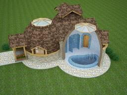 Купольные дома из пенаполистирола за 3-5 месяцев - фото 2