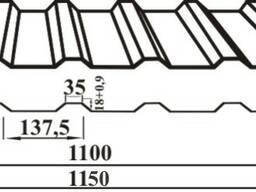 Линия для производства профнастила H20 в 2021 году китая