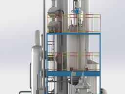 Оборудование для рафинации пищевого и животного жира