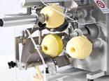 Машина для чистки, нарезания, удаления сердцевины яблок 600 шт/час - фото 3