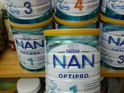 NAN milk powder all stage
