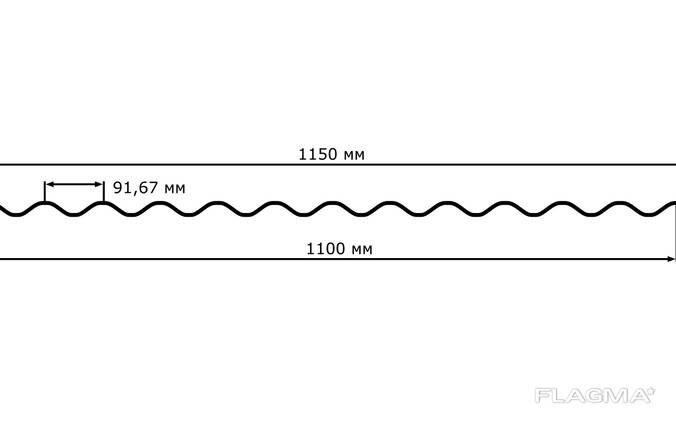 Оборудование для производства профнастила Волна18 2021 china