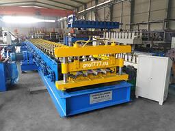 Оборудование для производства профнастила модельHC60 из Китая