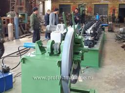 Оборудование для производства трубчато-фрикционных анкеров(ТФА) из Китая